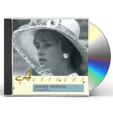 Jeanne Moreau LE TOURBILLON CD