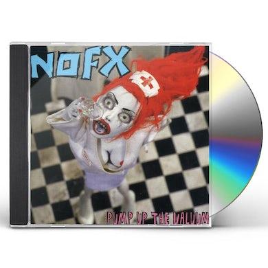 Nofx PUMP UP THE VALUUM CD
