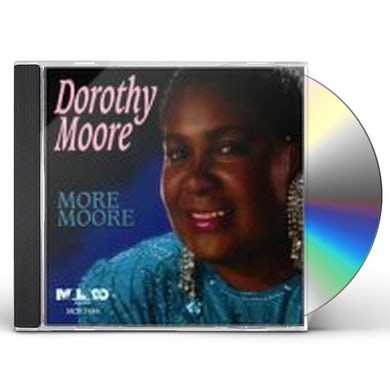 Dorothy Moore MORE MOORE CD