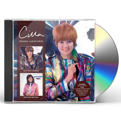 Cilla Black Cilla Sings A Rainbow Day By Day With Cilla: 2 Disc Expanded Edition CD