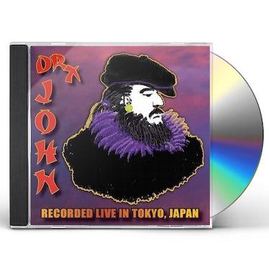 Dr. John Live In Tokyo CD