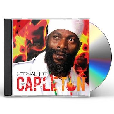 Capleton I-TERNAL FIRE CD