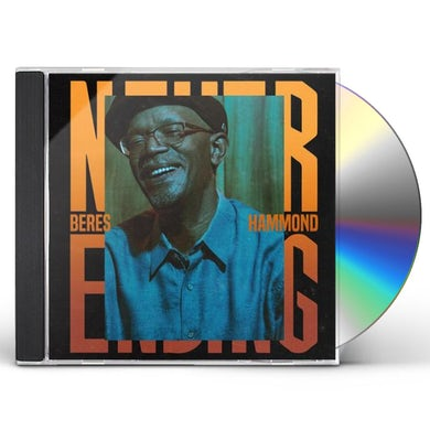 Beres Hammond NEVER ENDING CD