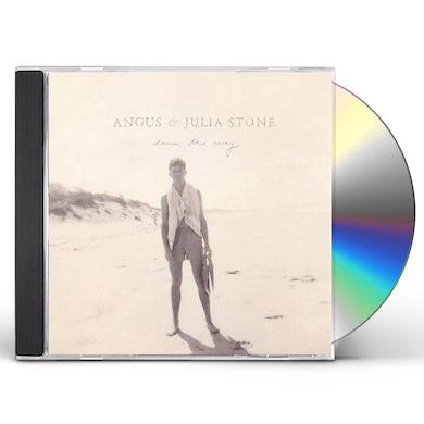 Angus & Julia Stone DOWN THE WAY CD