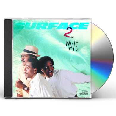 Surface 2ND WAVE CD