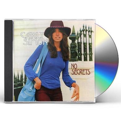 Carly Simon NO SECRETS CD