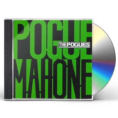 The Pogues POGUE MAHONE CD