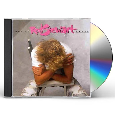 Rod Stewart OUT OF ORDER CD