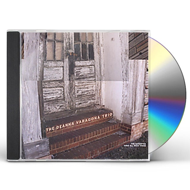 Deanna Varagona ALL THE GOODBYES HAVE BEEN TAKEN HELLO CD