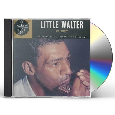 Little Walter HIS BEST: CHESS 50TH ANNIVERSARY COLLECTION CD
