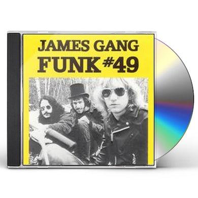 James Gang FUNK 49 CD