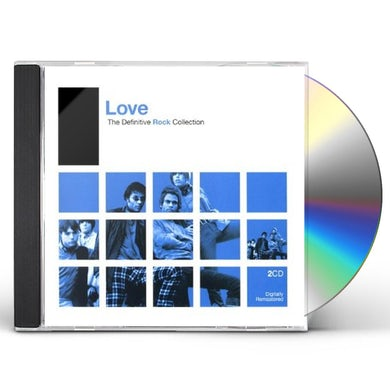 Love DEFINITIVE ROCK CD