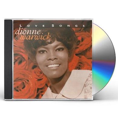 Dionne Warwick LOVE SONGS CD