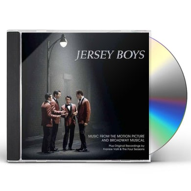 Jersey Boys: Music from the Motion Picture and Broadway Musical CD