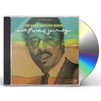 Chico Hamilton DIFFERENT JOURNEY CD