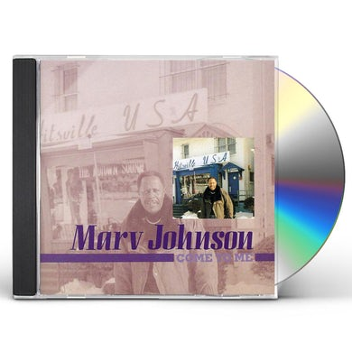 Marv Johnson COME TO ME CD