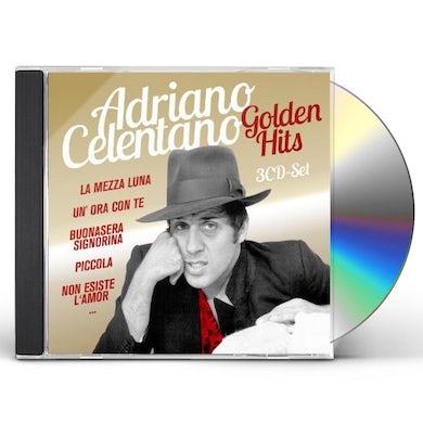 Adriano Celentano GOLDEN HITS CD