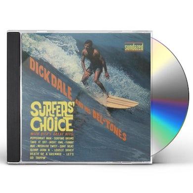 Surfer's Choice CD