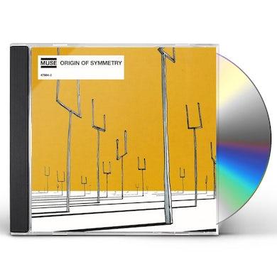 Muse ORIGIN OF SYMMETRY CD