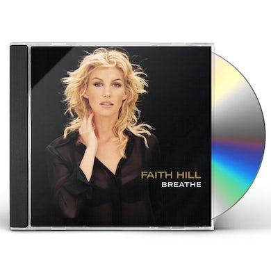 Faith Hill BREATHE: NEW VERSION CD