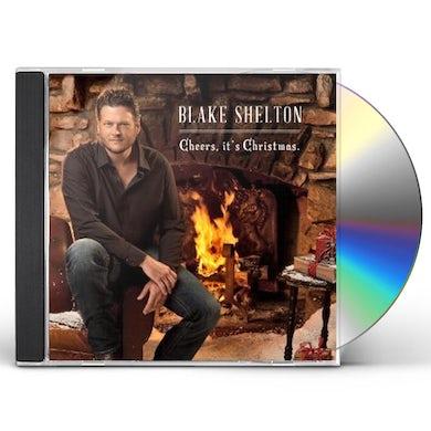 Blake Shelton CHEERS IT'S CHRISTMAS CD
