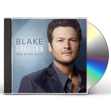 Blake Shelton RED RIVER BLUE CD