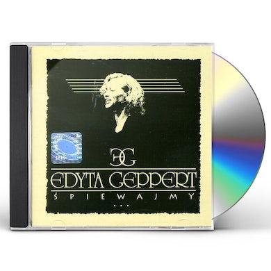 Edyta Geppert SPIEWAJMY CD