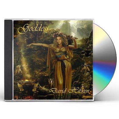 David Hicken GODDESS CD