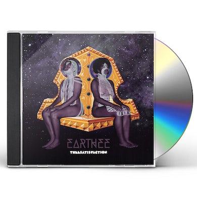 Theesatisfaction EARTHEE CD