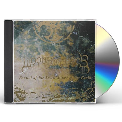 Woods Of Ypres PURSUIT OF THE SUN & ALLURE OF THE EARTH CD