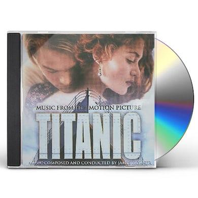 James Horner TITANIC (GOLD SERIES) / Original Soundtrack CD