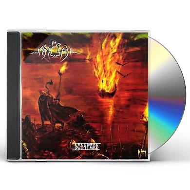 Manegarm VREDENS TID (T-SHIRT S) CD