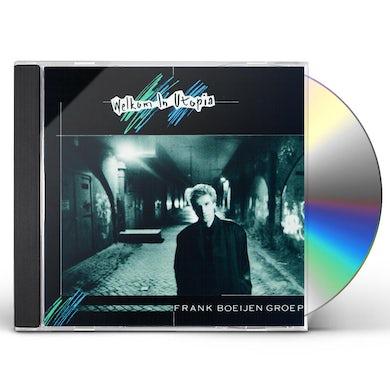 Frank Boeijen WELKOM IN UTOPIA CD
