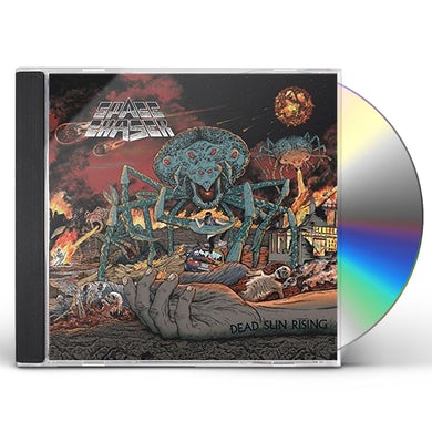 Space Chaser DEAD SUN RISING CD