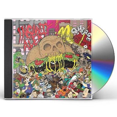 Insanity Alert MOSHBURGER CD