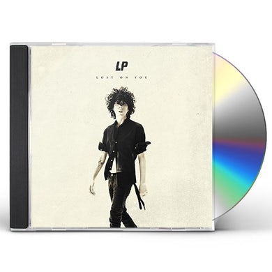 Lp LOST ON YOU CD