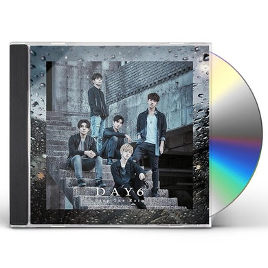 DAY6 STOP THE RAIN CD