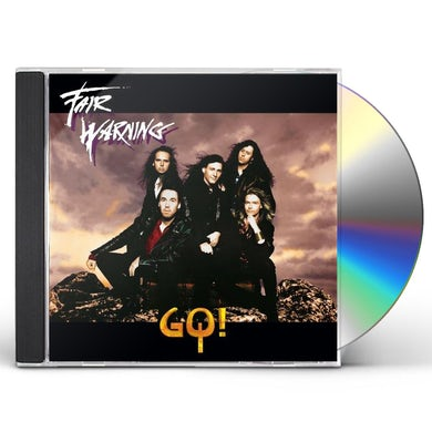 Fair Warning GO! CD