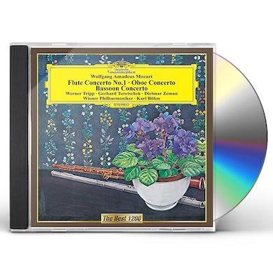 Karl Bohm MOZART: SINFONIA CONCERTANTE CD
