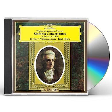 Karl Bohm MOZART: FLUTE CONCERTO. OBOE CD