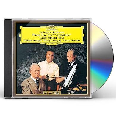 Wilhelm Kempff BEETHOVEN: PIANO TRIO NO. 7 ARCHDU CD