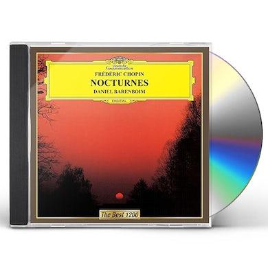 Daniel Barenboim CHOPIN: NOCTURNES CD