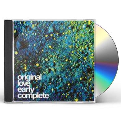 ORIGINAL LOVE EARLY COMP. CD
