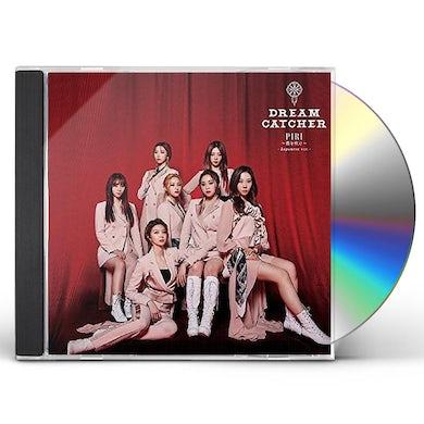 Dreamcatcher PIRI-FUE WO FUKE (VERSION A) (JAPANESE VERSION) CD