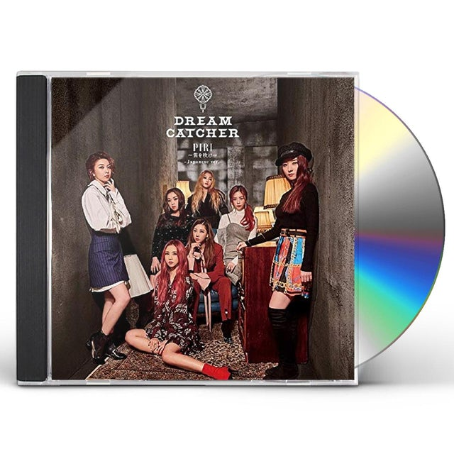 Dreamcatcher PIRI-FUE WO FUKE (JAPANESE VERSION) CD