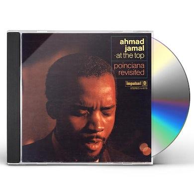 Ahmad Jamal POINCIANA REVISITED CD