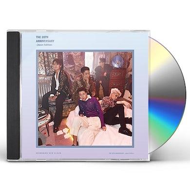 Sechs Kies 20TH ANNIVERSARY: JAPANESE EDITION CD