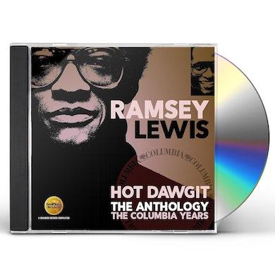 Ramsey Lewis HOT DAWGIT: ANTHOLOGY - COLUMBIA YEARS CD