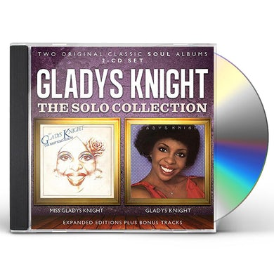 Gladys Knight SOLO COLLECTION: EXPANDED EDITIONS CD