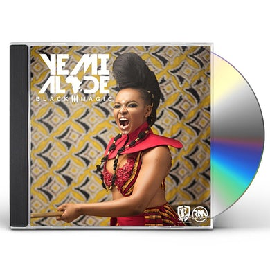 Yemi Alade BLACK MAGIC CD